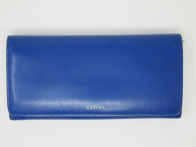 219e3b345e3a セリーヌ(CELINE)財布|クリーニング事例