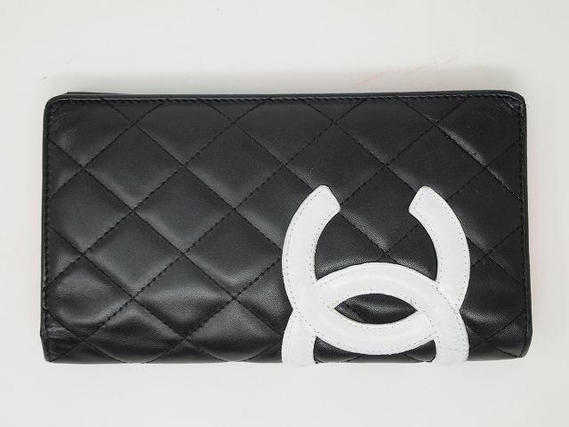 942f4d5a8092 シャネル(CHANEL)財布|クリーニング事例