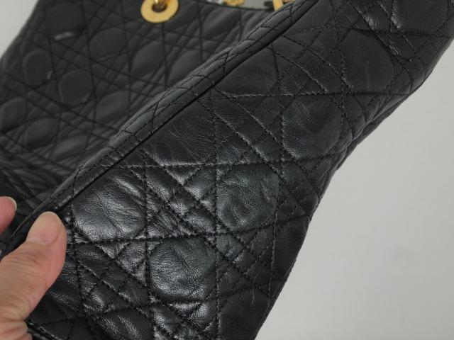 ディオール(Dior)バッグ クリーニング前