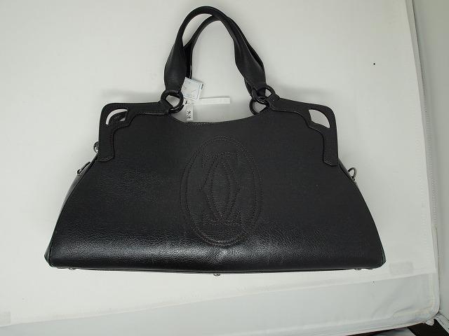 sale retailer fbe4c 0d3d6 カルティエ(Cartier)バッグ|クリーニング事例