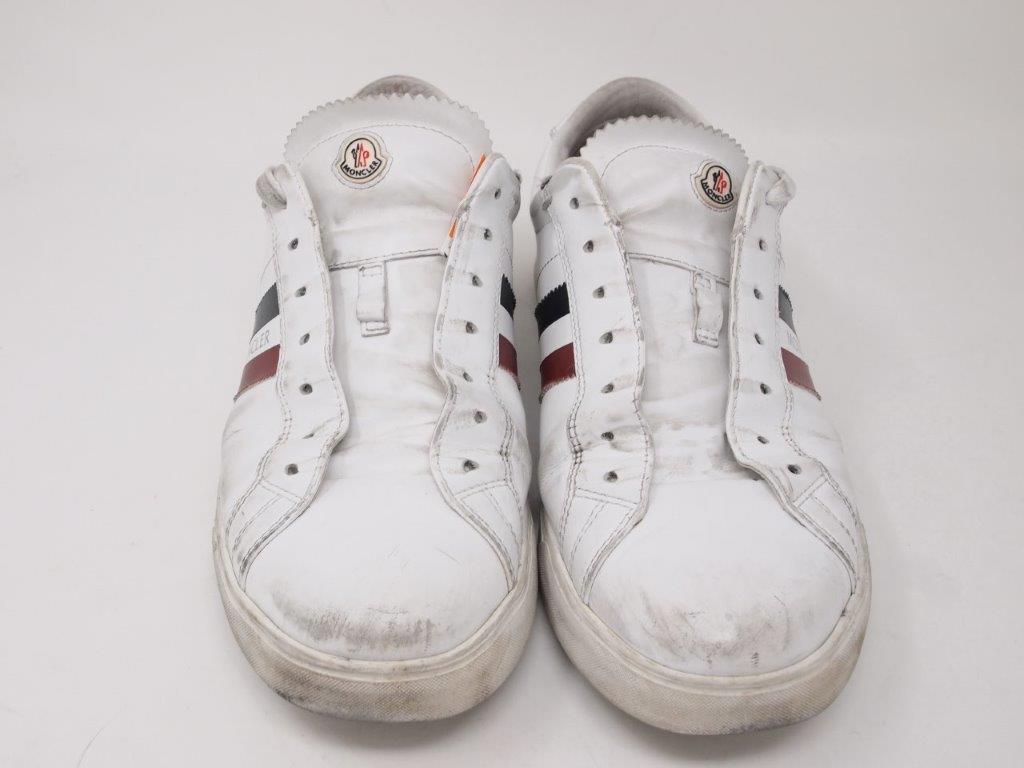 モンクレール(MONCLER)靴・スニーカー クリーニング前